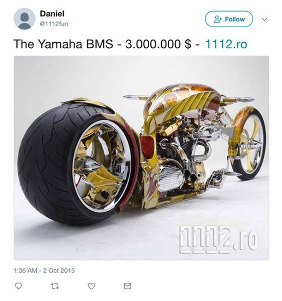 Expensive Motorcycles