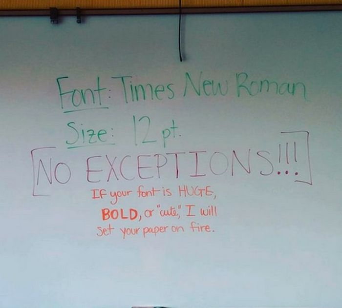 Interesting And Funny Pictures About US Education