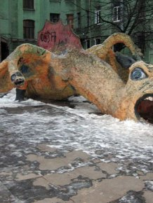 Scary Russian Playground