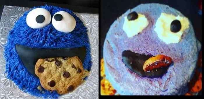 Ugly Cakes