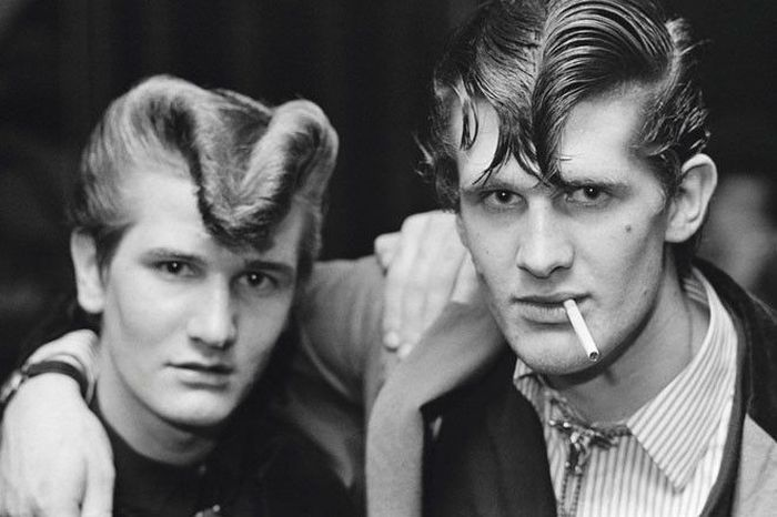 Teddy Boys: Youth Subculture Of The 50s