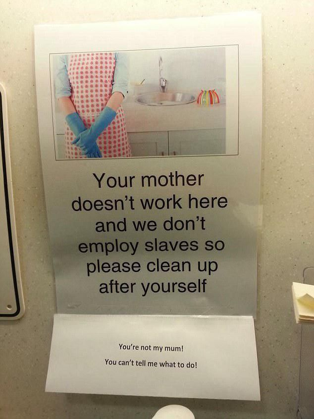 Co-worker Shaming
