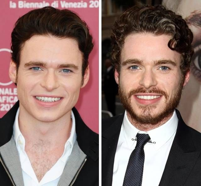 These Celebrities Look Much Better With Beards