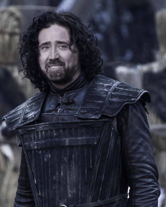 Celebrities as Game of Thrones Characters