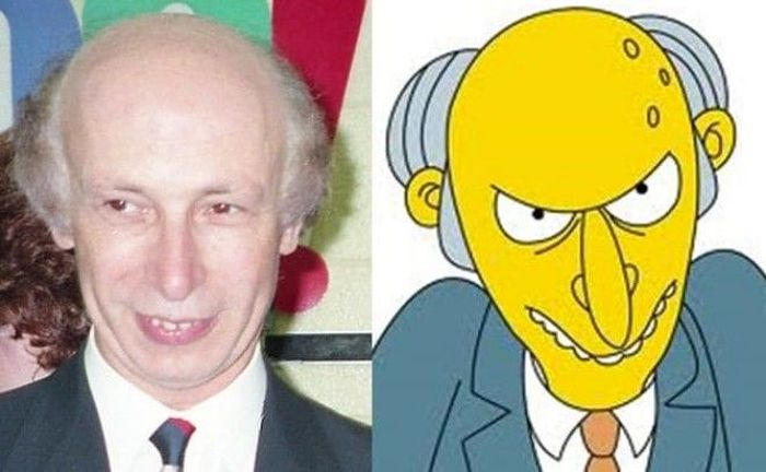 people who totally look like real life simpsons characters others