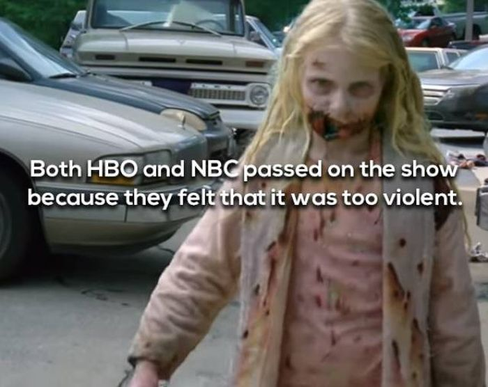 "Facts About ""The Walking Dead"""