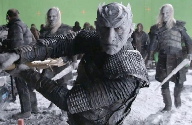 Game of Thrones Behind-the-Scenes Moments