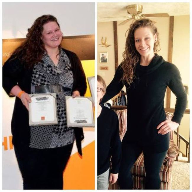 Amazing Weight Loss: Before and After, part 2