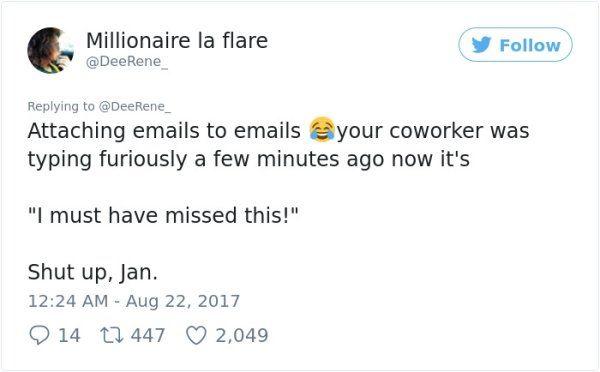 Passive-Aggressive Work Emails