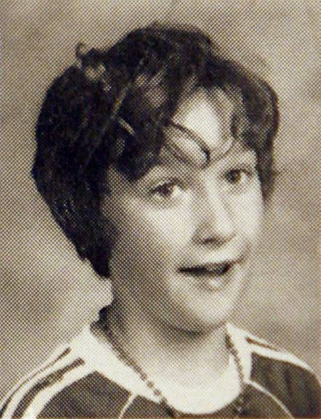 When Celebrity Were Kids