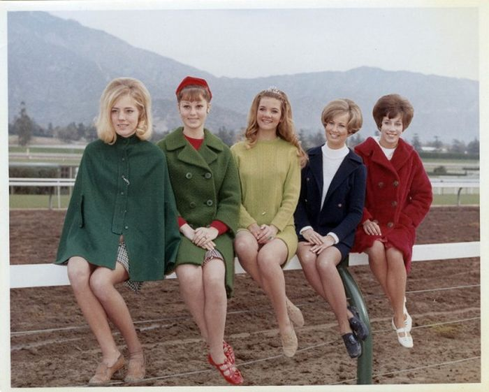 Mini Skirts In The 60s