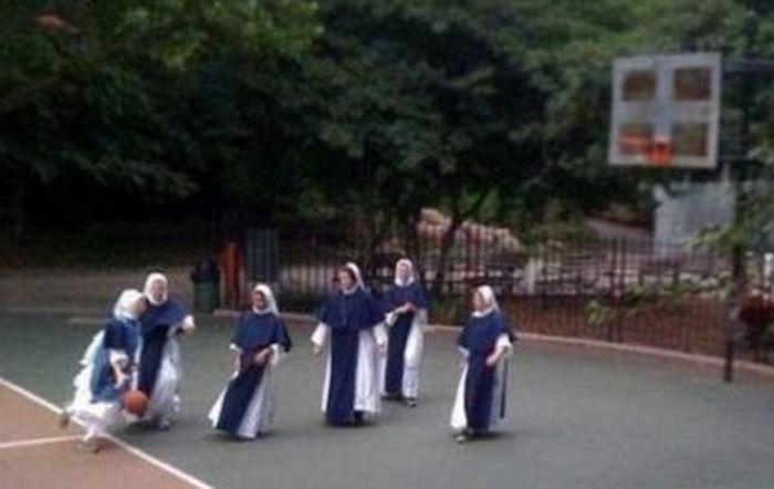 Nuns Have Fun