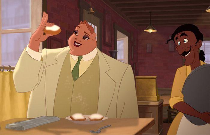 Disney Face Swaps