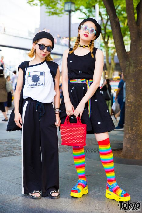 Fashion in Tokyo