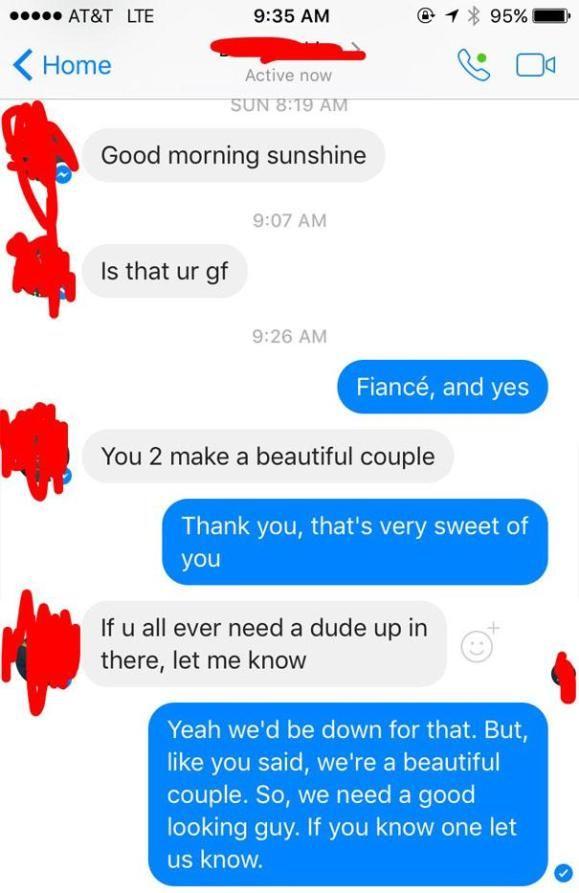 Comebacks Sent By Women To Creepy Men