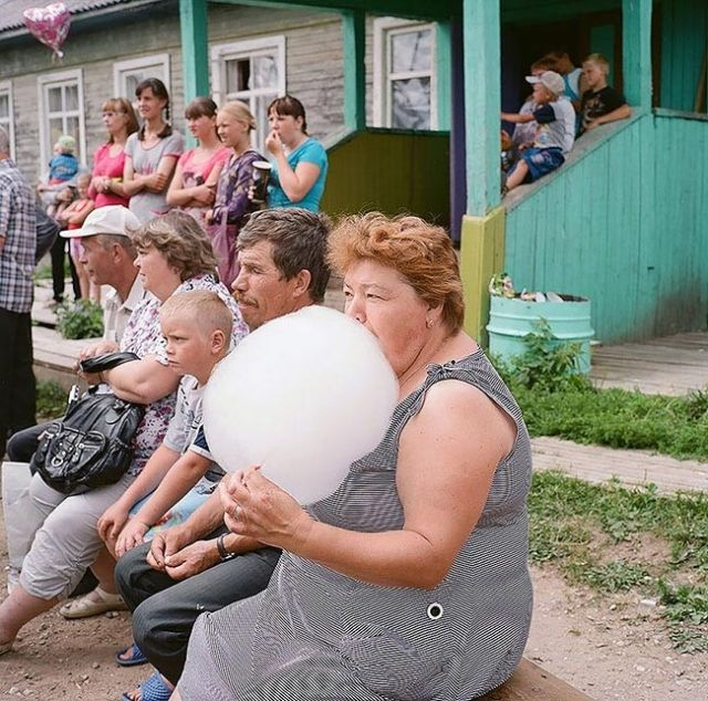 Life in the Russian Village