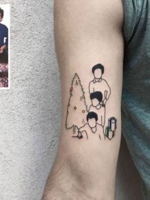 This Tattoo Artist Allows People To Keep Their Memories Forever