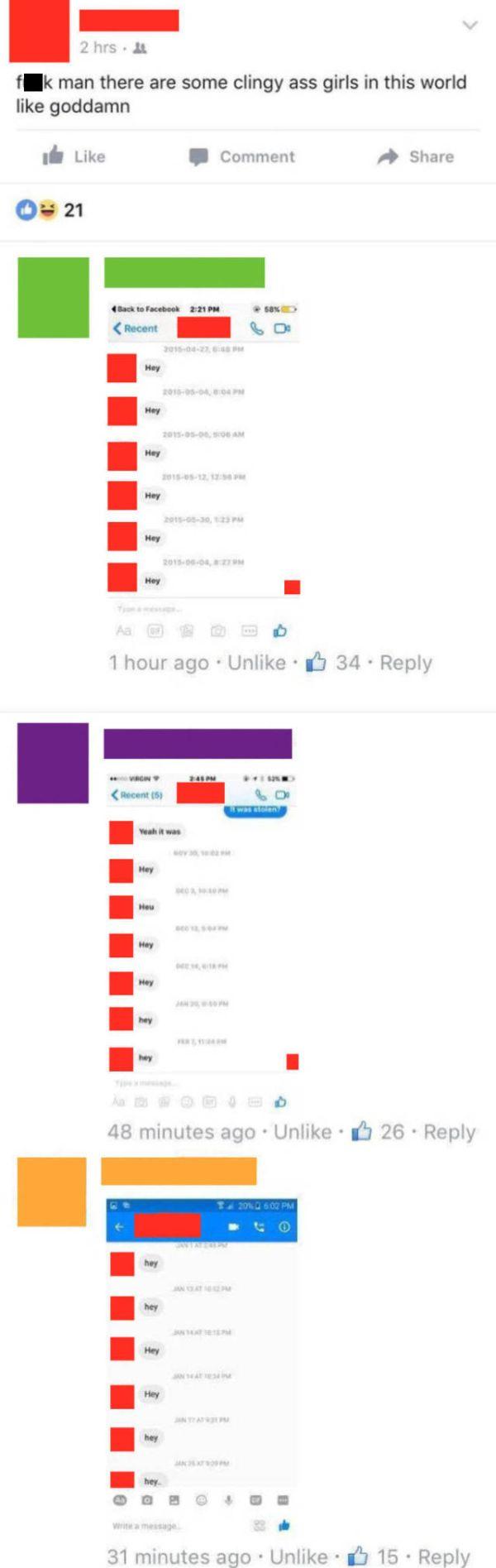 People Caught Lying