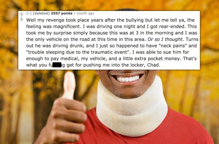 Heroes Who Got The Ultimate Revenge On Their Bullies