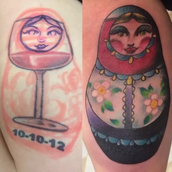 Very Cool Tattoo Cover-Ups
