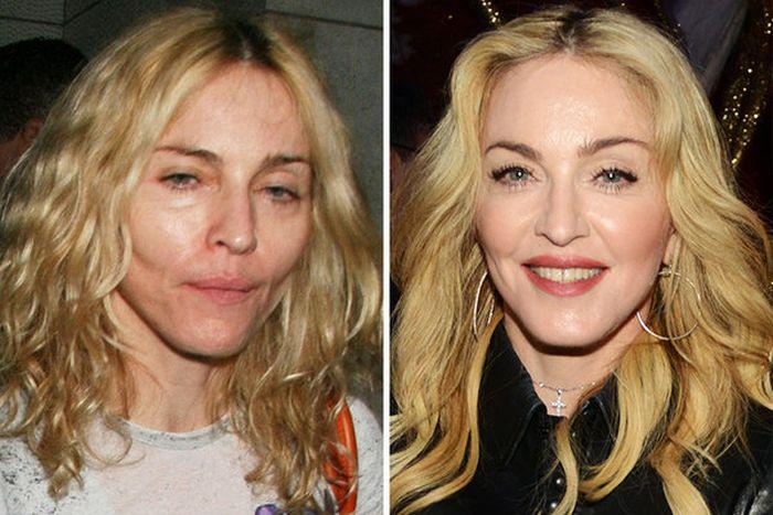 Celebrities Without Makeup, part 4