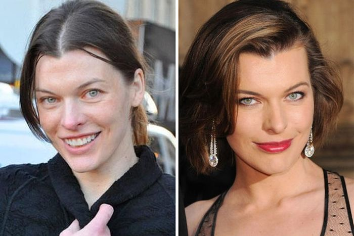 Celebrities Without Makeup, part 4