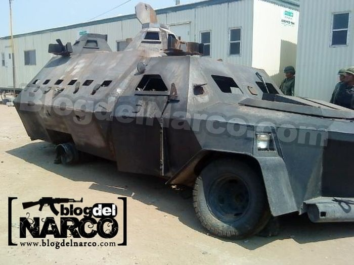 Drug Cartel Vehicles