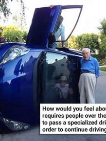 Someone Asked The Internet If Drivers Over 70 Should Require Special Testing, And Here's How They Responded