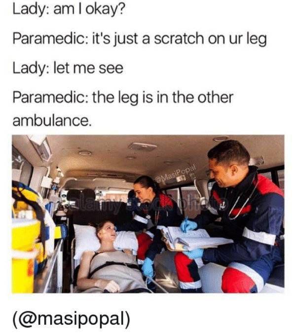 Paramedics Memes