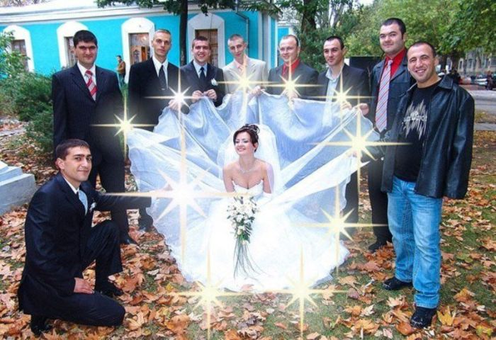 Funny Wedding Photos, part 3