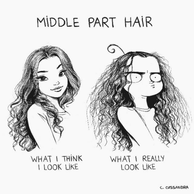 Women's Hair Problems That Men Will Not Understand