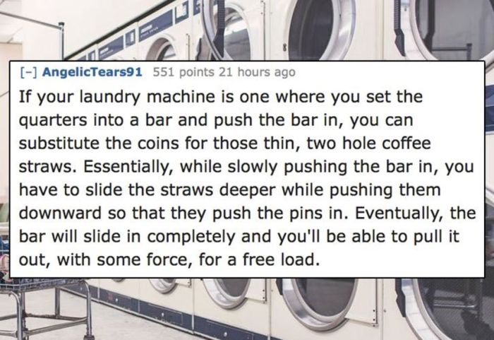 Unethical Life Hacks To Help You Get By