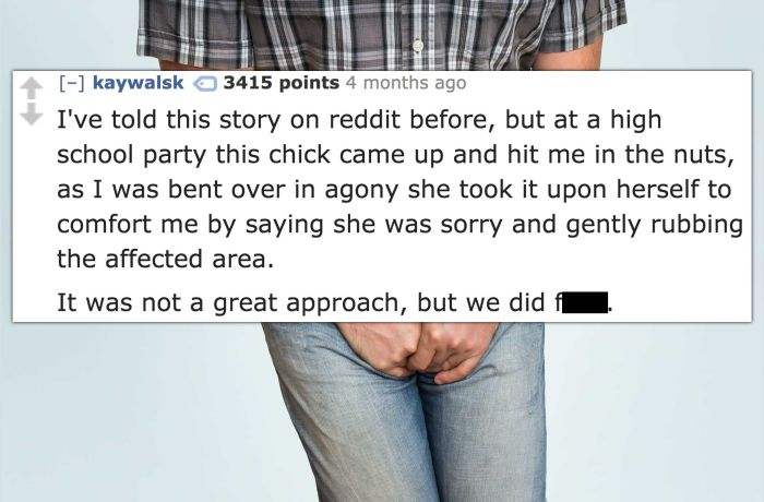 The Strangest Ways Women Have Hit On Men