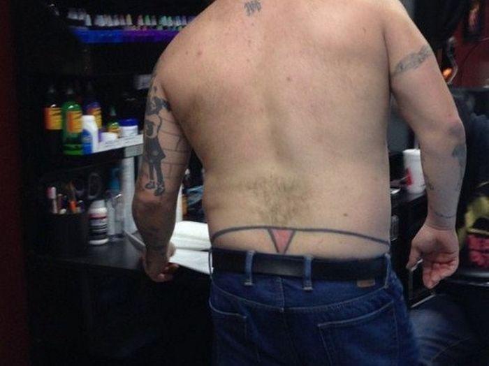 Cringeworthy Tattoo Fails