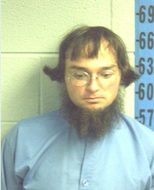 Amish Mug Shots