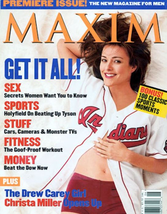 The Covers Of Major Magazine's First Issues