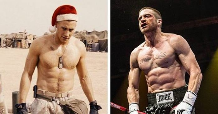 Some Actors Need To Become Absolutely Ripped For Their Roles