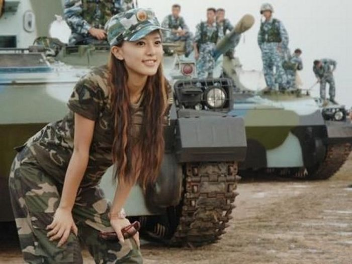 Army Girls Of China  Others-6099