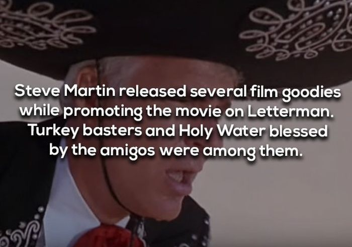 Infamous Facts About The Classic ¡Three Amigos!