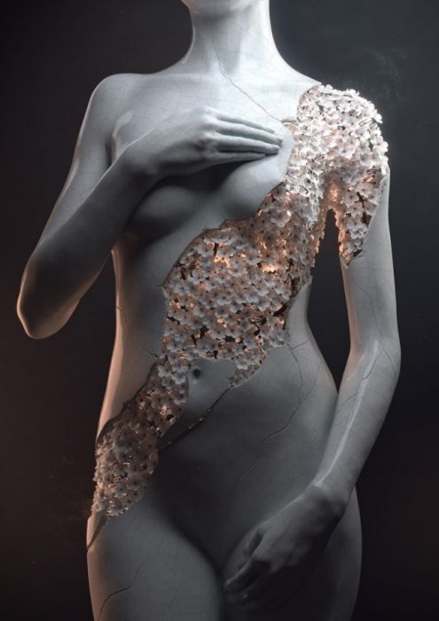 Beautiful sculptures