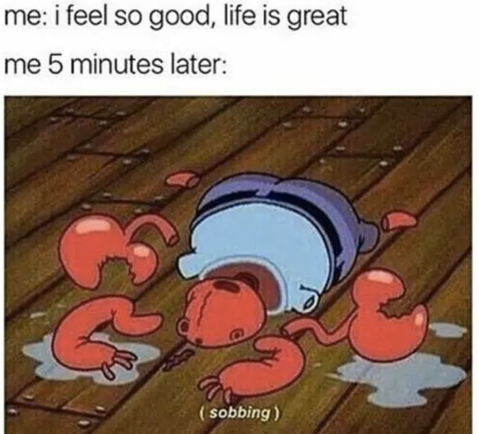 Real Life Situations Reflected Through The Lens Of SpongeBob Memes