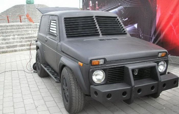 russian suv car tuning niva edition vehicles. Black Bedroom Furniture Sets. Home Design Ideas