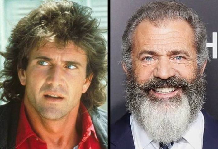 Male Actors Then And Now Celebrities