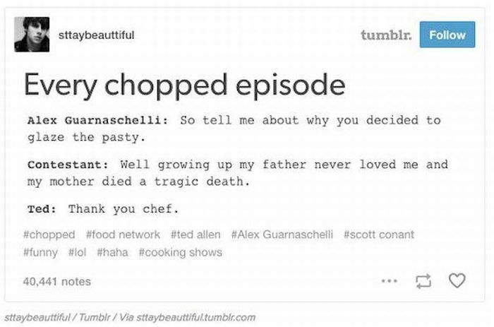 """Food Network Shows Are Roasted By The Internet To A """"Very Well Done"""" State"""