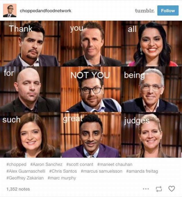 "Food Network Shows Are Roasted By The Internet To A ""Very Well Done"" State"