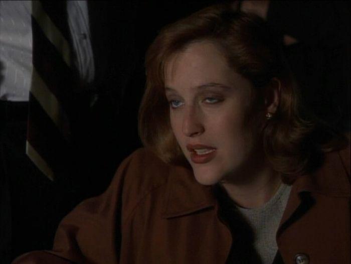Scully's Eyes