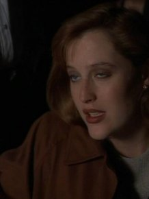 Scully's Eyes