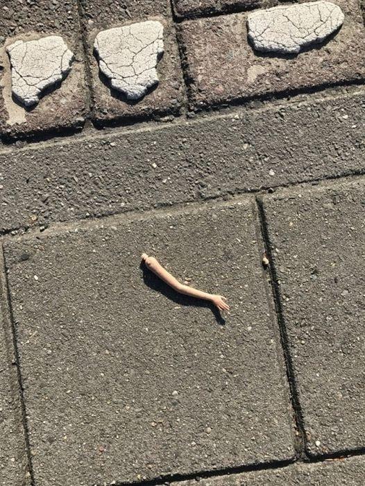 Sad Stuff You See on the Streets
