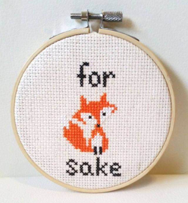 Very Cool Cross Stitches