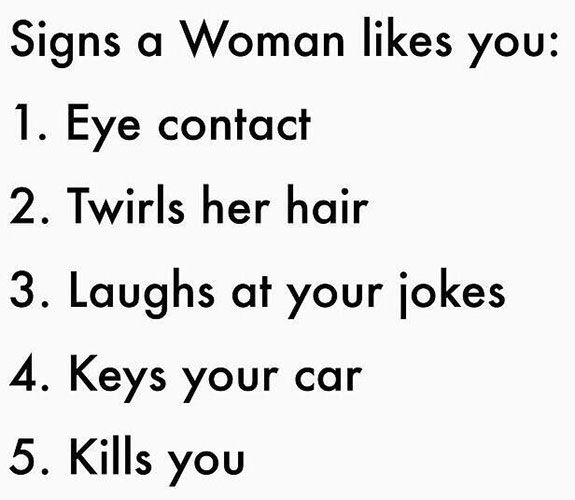 A Guide To Understanding The Female Species, part 2